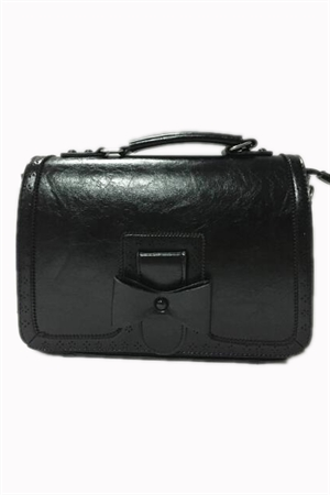 Dancing Days-Banned Retro Black Scandal Handbag