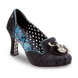 Joe Browns Couture Black Spectacular Vintage Shoe